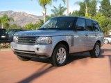 2007 Zermatt Silver Metallic Land Rover Range Rover HSE #20992328