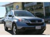 2008 Glacier Blue Metallic Honda CR-V LX #21009530