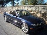 2006 Monaco Blue Metallic BMW 3 Series 330i Convertible #20994766