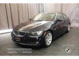 2007 Monaco Blue Metallic BMW 3 Series 335i Coupe #20989489