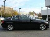 2007 Jet Black BMW 3 Series 335i Coupe #20992110