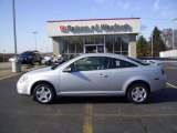 2007 Ultra Silver Metallic Chevrolet Cobalt LS Coupe #20994388