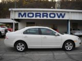 2008 White Suede Ford Fusion SE V6 #20996043