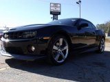 2010 Black Chevrolet Camaro SS/RS Coupe #21001196