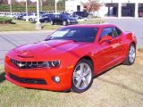 2010 Victory Red Chevrolet Camaro SS/RS Coupe #21008574