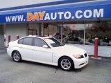 2008 Alpine White BMW 3 Series 328xi Sedan #21060611