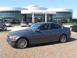 2001 Steel Grey Metallic BMW 3 Series 330i Sedan #21070165
