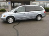 2003 Butane Blue Pearl Chrysler Town & Country LXi #21068405