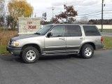 2001 Medium Platinum Metallic Ford Explorer XLT 4x4 #21068069