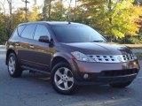 2003 Deep Bordeaux Metallic Nissan Murano SL #21070649