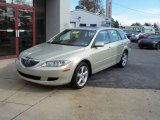 2004 Pebble Ash Metallic Mazda MAZDA6 s Sport Wagon #21070187
