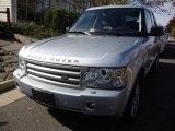 2007 Zermatt Silver Metallic Land Rover Range Rover HSE #21072062