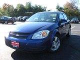 2007 Laser Blue Metallic Chevrolet Cobalt LT Sedan #21071469