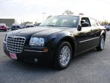 2008 Brilliant Black Crystal Pearl Chrysler 300 Touring #21064123