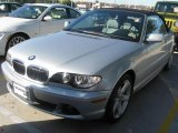 2006 Titanium Silver Metallic BMW 3 Series 325i Convertible #21070173