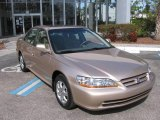 2002 Naples Gold Metallic Honda Accord EX Sedan #2103915