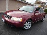2000 Colorado Red Metallic Volkswagen Passat GLS 1.8T Sedan #21126404