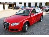 2008 Brilliant Red Audi A4 2.0T quattro Avant #21121521