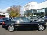 2002 Black Sapphire Metallic BMW 3 Series 330i Sedan #21120017