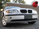 2005 Titanium Silver Metallic BMW 3 Series 325i Sedan #21127046