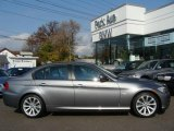 2009 Space Grey Metallic BMW 3 Series 328i Sedan #21120003