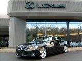 2008 Jet Black BMW 3 Series 335i Convertible #21133111