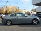 2007 Space Gray Metallic BMW 3 Series 328xi Coupe #21120024