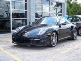 2007 Black Porsche 911 Turbo Coupe #211515