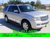 2007 Silver Birch Metallic Lincoln Navigator Luxury #21128658