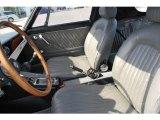 Alfa Romeo 2000 Spider Veloce Interiors