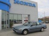 1989 Honda Accord LX Sedan Data, Info and Specs