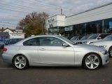 2007 Titanium Silver Metallic BMW 3 Series 335i Coupe #21120031