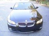 2007 Jet Black BMW 3 Series 328i Coupe #21136853