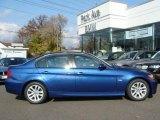 2007 Montego Blue Metallic BMW 3 Series 328xi Sedan #21120030