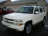2005 Summit White Chevrolet Tahoe Z71 4x4 #21120289