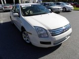 2008 White Suede Ford Fusion SE V6 #21129517