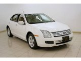 2008 White Suede Ford Fusion SE V6 #21136011
