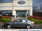 2010 Sterling Grey Metallic Ford Fusion SE #21118928