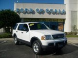 2003 Oxford White Ford Explorer XLT 4x4 #2106828