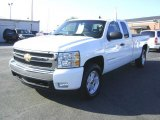 2007 Chevrolet Silverado 1500 Z71 Extended Cab 4x4 Data, Info and Specs