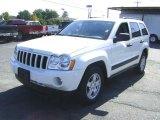 2006 Stone White Jeep Grand Cherokee Laredo 4x4 #21212303