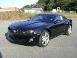 2010 Black Chevrolet Camaro SS Coupe #21212296