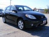 2007 Black Sand Pearl Toyota Matrix XR #21223603