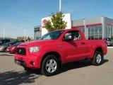 2007 Radiant Red Toyota Tundra Regular Cab #21233648
