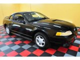 1999 Black Ford Mustang V6 Coupe #21239100