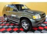 2003 Estate Green Metallic Ford Explorer Sport XLS #21239109