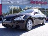 2010 Crimson Black Nissan Maxima 3.5 SV Premium #21236568