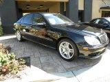 2004 Black Mercedes-Benz S 55 AMG Sedan #21239591