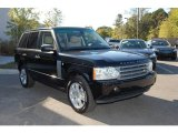 2007 Java Black Pearl Land Rover Range Rover HSE #21238507