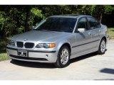 2003 Titanium Silver Metallic BMW 3 Series 325i Sedan #21234871